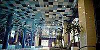 Алюминиевые потолки для басcейна, фото 1