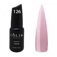 Гель-лак для ногтей Edlen Professional № 126, 9 мл