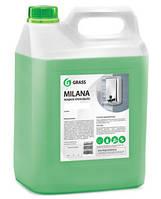Жидкое крем-мыло Milana «Алоэ Вера» 5 кг. 126605
