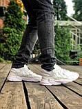 Мужские кроссовки в стиле Adidas Ozweego (White), Адидас Озвиго (Реплика ААА), фото 4