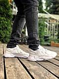 Мужские кроссовки в стиле Adidas Ozweego (White), Адидас Озвиго (Реплика ААА), фото 5