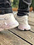 Мужские кроссовки в стиле Adidas Ozweego (White), Адидас Озвиго (Реплика ААА), фото 6