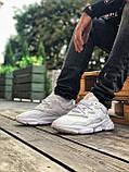 Мужские кроссовки в стиле Adidas Ozweego (White), Адидас Озвиго (Реплика ААА), фото 2
