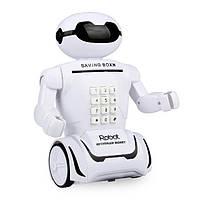 Электронная копилка робот с кодовым замком Robot PIGGY BANK! Акция