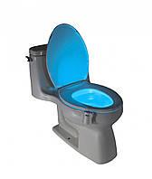 Подсветка для унитаза Led с датчиком движения Light Bowl! Акция