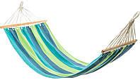 Гамак мексиканский 200x80 см, разноцветный тканевый гамак! Скидка