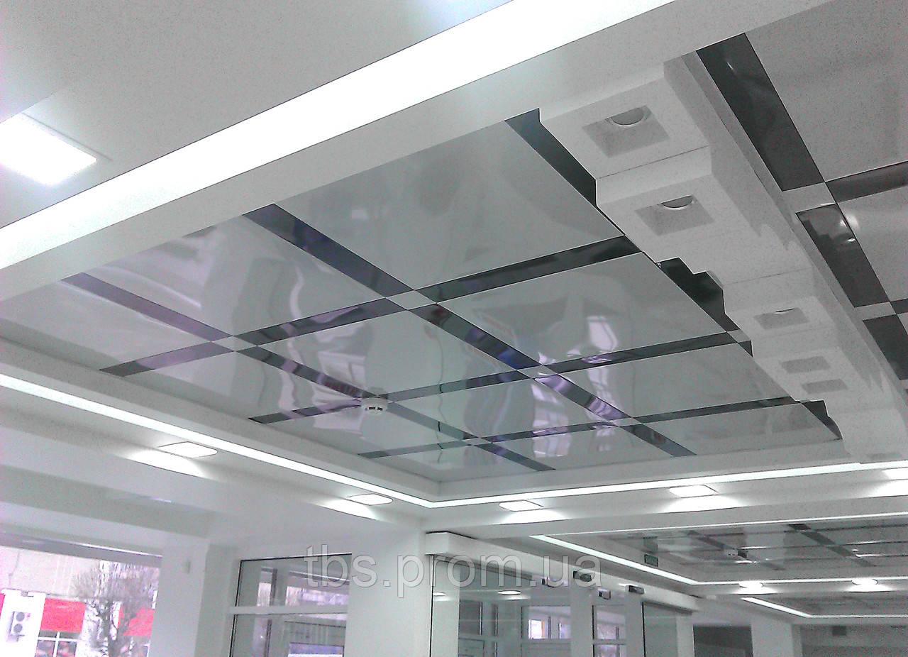 Потолки для автосалонов, фото 1