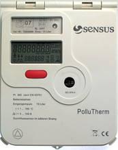 Багатофункціональний лічильник теплової енергії PolluTherm