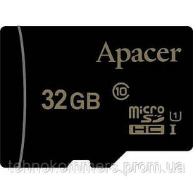 MicroSDHC (UHS-1) Apacer 32Gb class 10
