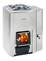 Дровяна печь Harvia Premium VS (8-20 м3, 40 кг камней )