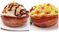 Форма для запекания Perfect bacon bowl! Скидка