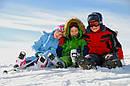 Дитячі Зимові костюми та комбінезони-трансформери оптом