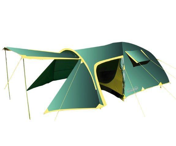 Четырехместная палатка Tramp Grot В v2 TRT-037