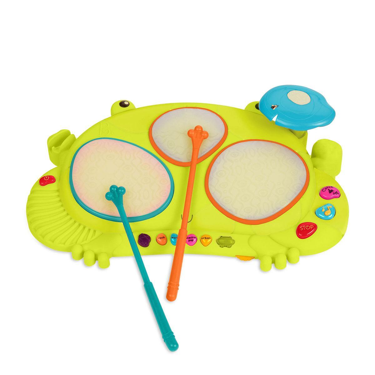 Музыкальная игрушка – Кваквафон Battat S2 (свет, звук) BX1953Z