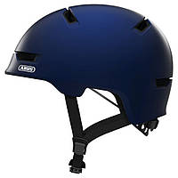 Шолом велосипедний ABUS SCRAPER 3.0 L 57-62 Ultra Blue 817632, фото 1