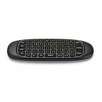 Аэромышь Air Mouse I8 Клавиатура с гироскопом воздушная мышь пульт Android TV Smart, скидочки