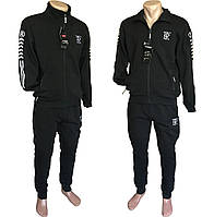 Спортивные костюмы мужские на флисе  НОРМА