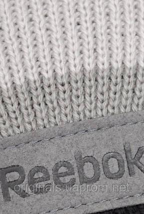 Шапка Reebok OW Stripe Bean с флисовой подкладкой W51991, фото 2