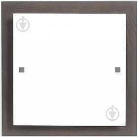 Светильник настенно-потолочный Декора НББ Шервуд 31800 2x60 Вт E27 серый 13491