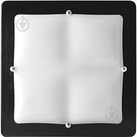 Светильник настенно-потолочный Vesta Light НББ 4x60 Вт E27 33222 Венге