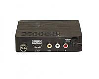 Тюнер DVB-T2 UKC 7820 с поддержкой wi-fi адаптера, приставка Т2, цифровое телевидение! Хит