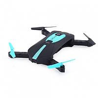 Квадрокоптер селфи-дрон jy018 с камерой