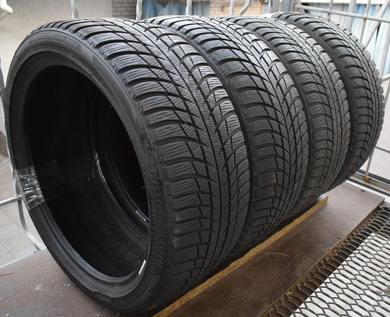 Шины б/у 225/40 R18 Bridgestone Blizzak LM001, комплект