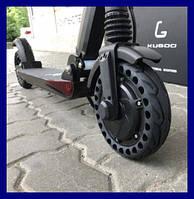Электросамокат Kugoo S3 Pro Черный.(Black) 7.8 Ah. Самокат с электродвигателем