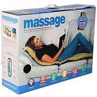 Массажный матрас Massage mat с пультом управления