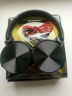 Наушники беспроводные Bluetooth с приемником FM встроенный аккумулятор MDR ST12 Bluetooth! Акция
