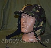 Зимняя мембранная шапка gore-tex DPM, б/у, оригинал
