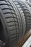 Шины б/у 225/40 R18 Bridgestone Blizzak LM001, комплект, фото 2