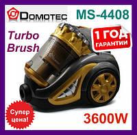 Пылесос контейнерный Domotec MS-4408 3600 Вт., фото 1