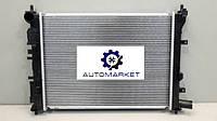 Радиатор основной Hyundai Accent HCR / Solaris 2017-