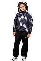 Лыжный костюм детский BONA 10812 HD (9 лет)