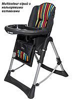 ABC Design HighTower Multicolour серый с цветными вставками 0830/404