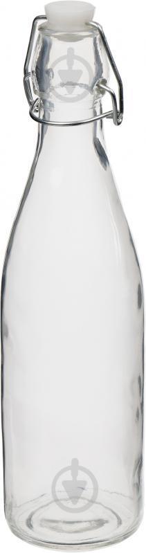 Бутылка с застежкой 500 мл 19712 Zeller
