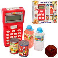 Детская игрушка Wandisі кассовый аппарат со звуковыми и световыми эффектами