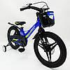 """✅Магнезиевый Велосипед MARS-2 Evolution"""" 14"""" Дюймів Синій Є у наявності!, фото 8"""