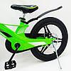 """✅Магнезиевый Велосипед «MARS-2 Evolution» 14"""" Дюймов Зеленый Есть в наличии!, фото 7"""