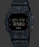 Мужские часы Casio G-SHOCK DW-5600SL-1ER оригинал