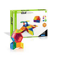 Конструктор Guidecraft PowerClix Solids, 44 детали (G9421)