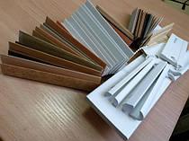 Профиль пластиковый ПВХ и углы декоративные ПВХ