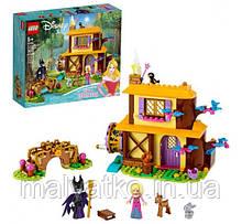 Лего Lego Disney Princesses Лесной домик Спящей Красавицы 43188