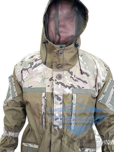 Куртка тактична намет мультикам Зима Pancer
