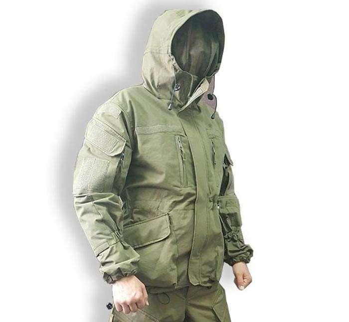 Куртка Хантер олива Pancer