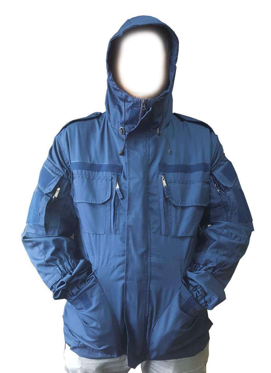 Куртка для охорони сінія Pancer