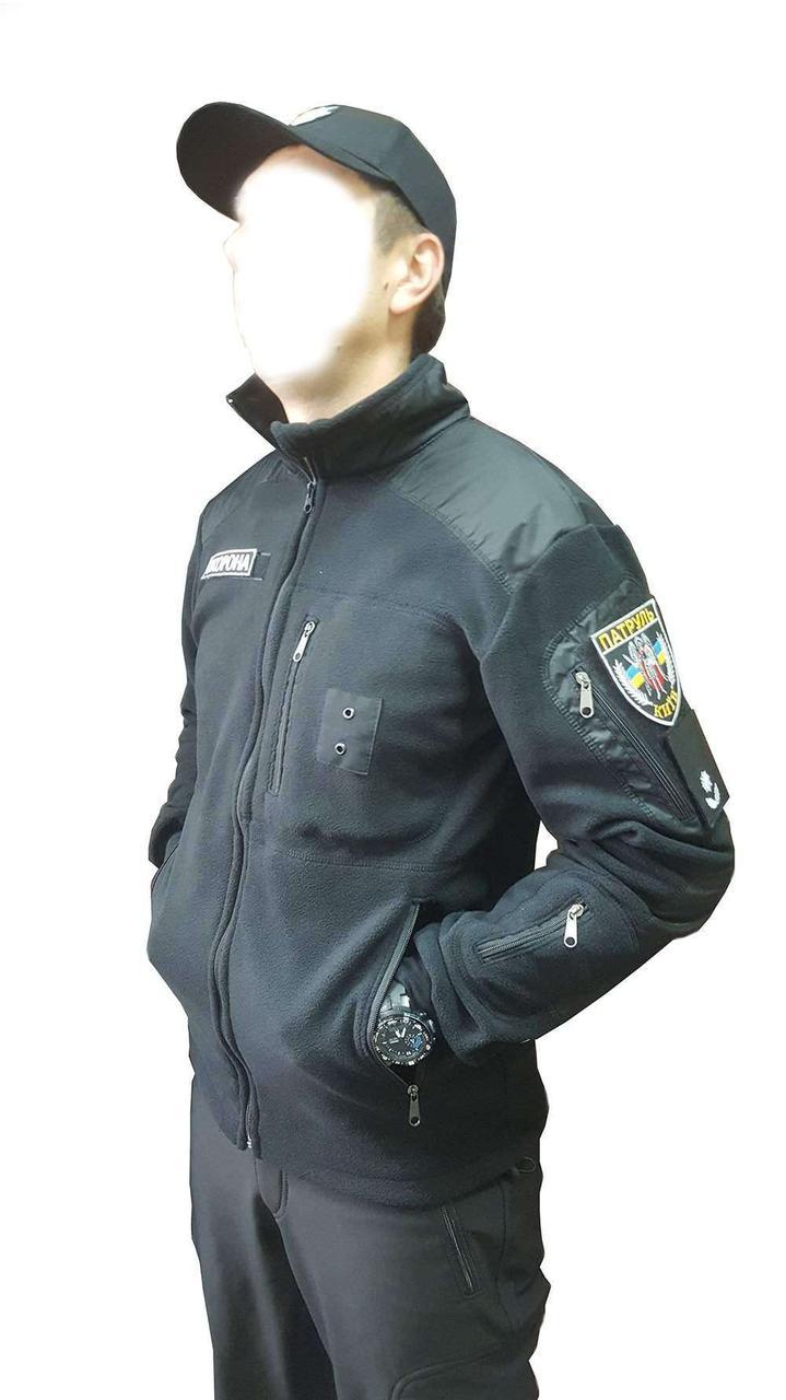 Поліцейська флісова куртка Pancer