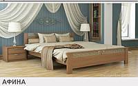 Деревянная кровать Афина 1.6 щит/массив