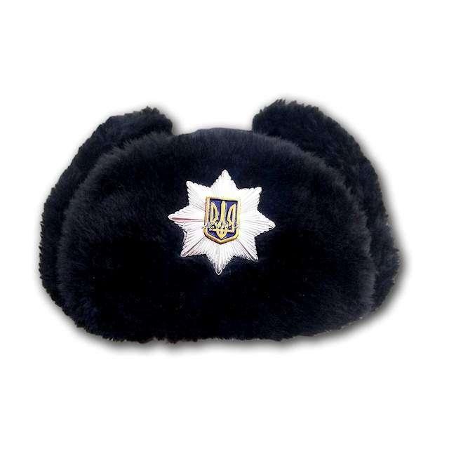 Меховая шапка полиции Pancer